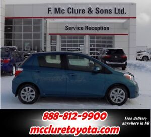 2012 Toyota Yaris LE NEW TIRES
