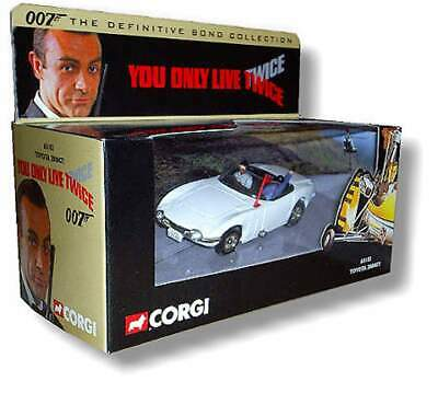 """James Bond 007  """"You Only Live Twice""""  Toyota 2000 GT"""
