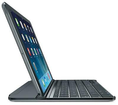 Logitech Ultrathin Magnetic Keyboard Cover for iPad Air 920-005510 - Space Grey