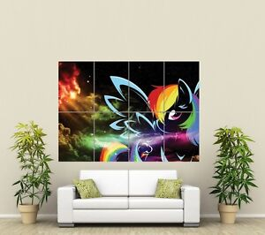 RAINBOW-MY-LITTLE-PONY-FRIENDSHIP-IS-MAGIC-HUGE-GIANT-ART-PRINT-PICTURE-ST866