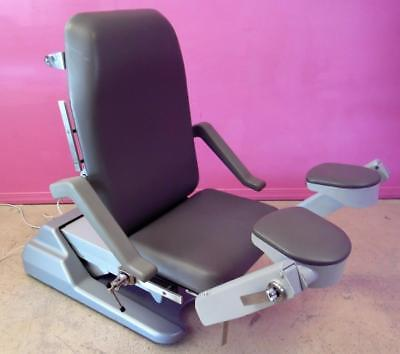 Gentera Elle450 Urodynamic Power Exam Chair Operating Table Prostate Vasectomy