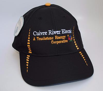 Cuivre River Electric A Touchstone Energy Cooperative OS Dad Hat Baseball Cap