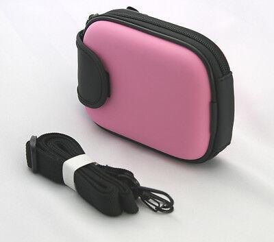 Semi Hard Camera Case - Semi-Hard Pink Case for Nikon Coolpix P310 P330 S5200 L28  Digital Camera  #CN