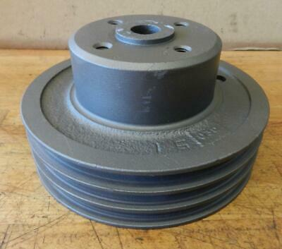 Clark Forklift Continental Engine Used Water Pump Pulley F4297 5-34 Diameter