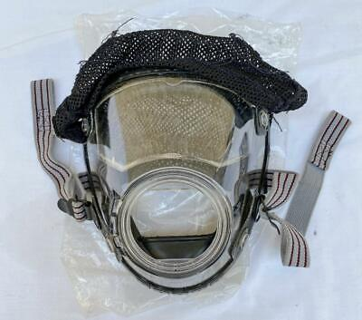 New Scott O Vista Facepiece Hardcoated Large Mask 803650-1