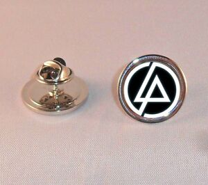 LINKIN PARK LOGO LAPEL PIN / TIE TAC BADGE