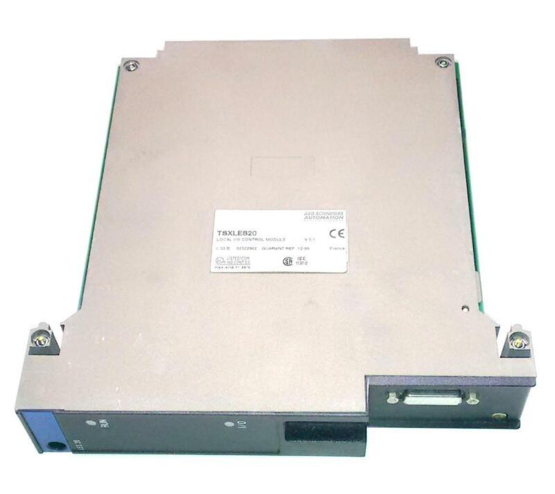 AEG Schneider Auomation  TSXLES20  Local I/O Controle Module V: 1.0