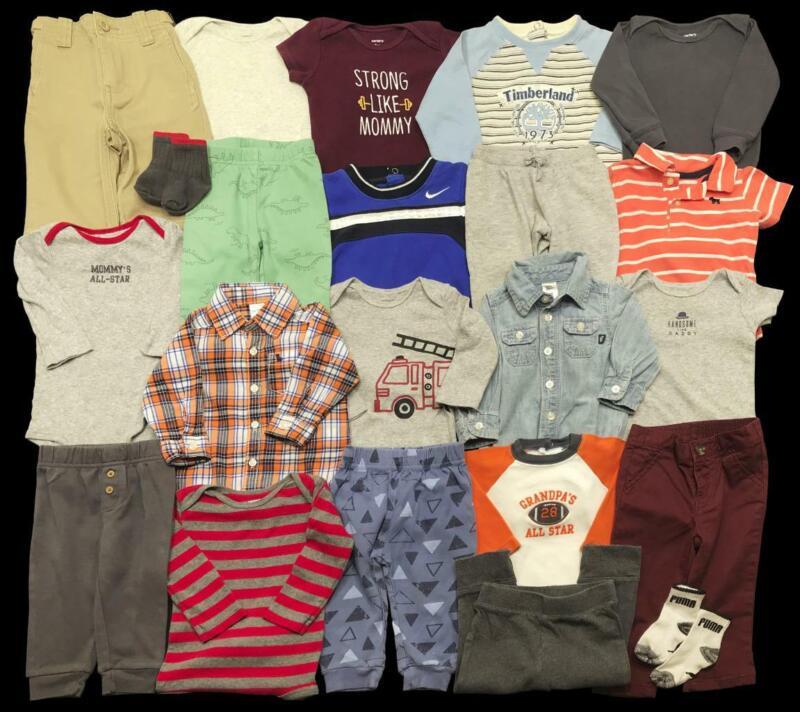 Baby Boy 6 Months 6-9 Months Nike Carter