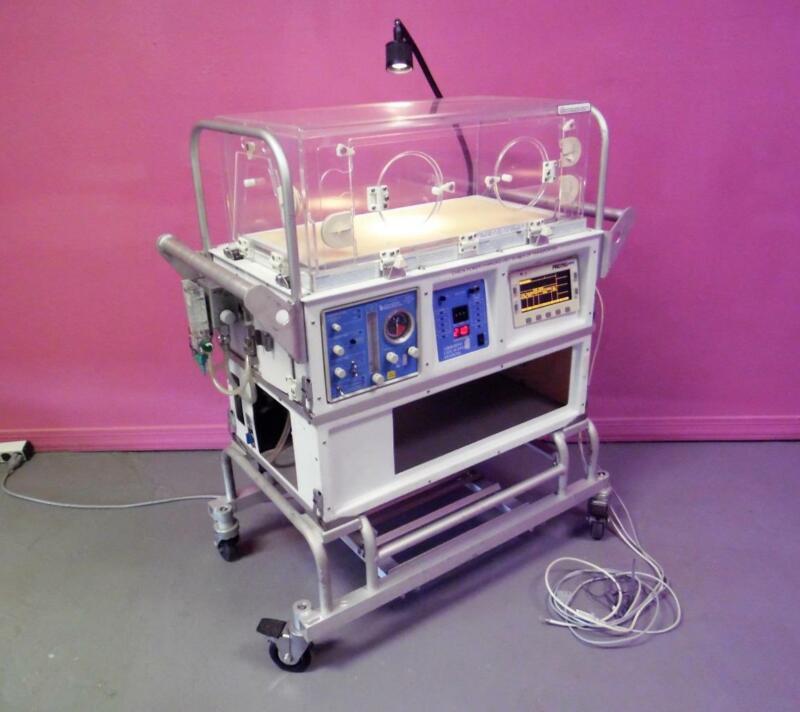 Infant Baby Incubator Transporter Infant Ventilator AirBorne Life Support System