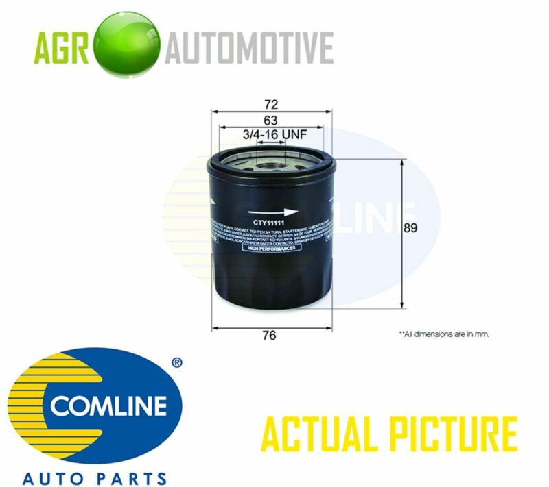 COMLINE ENGINE OIL FILTER OE REPLACEMENT CTY11111