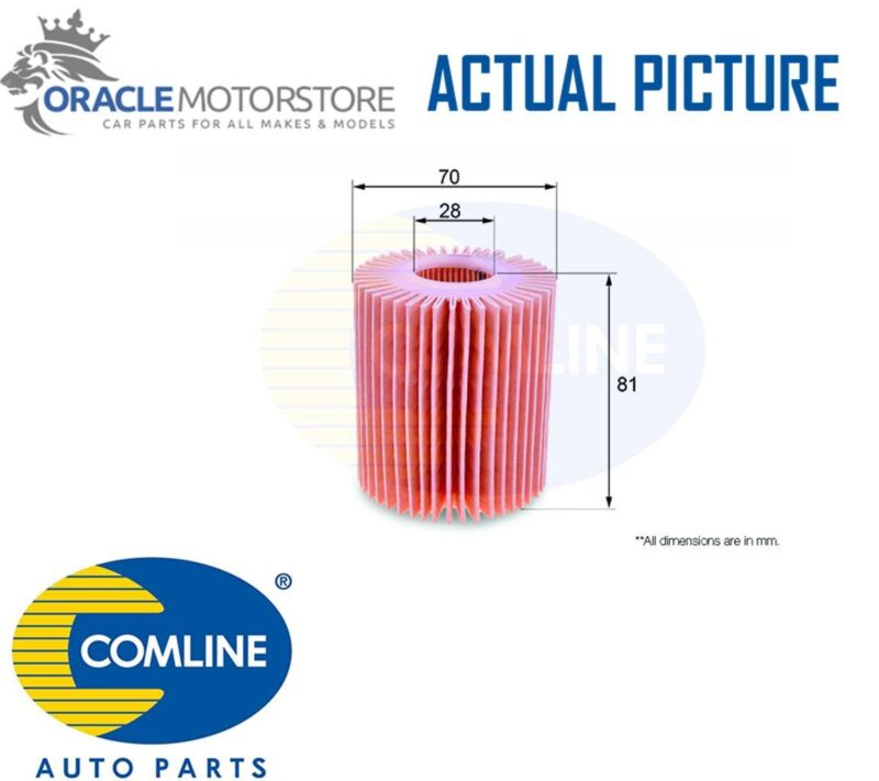 NEW COMLINE ENGINE OIL FILTER GENUINE OE QUALITY CTY11172