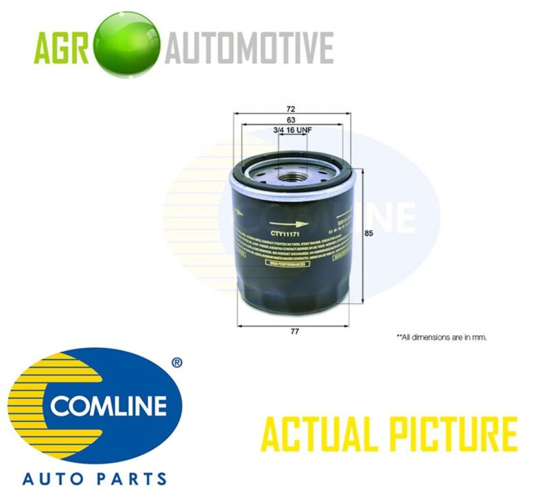 COMLINE ENGINE OIL FILTER OE REPLACEMENT CTY11171