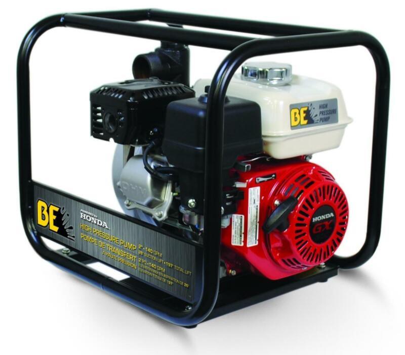 """BE Pressure HP-2065HR 2"""" High Pressure Pump"""