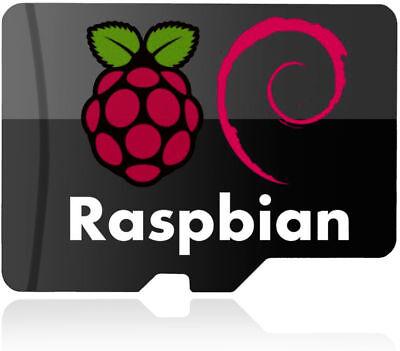 NOOBS for Raspberry Pi 3 Preloaded with OSMC, RASPBIAN, OPENELEC, microSD Card