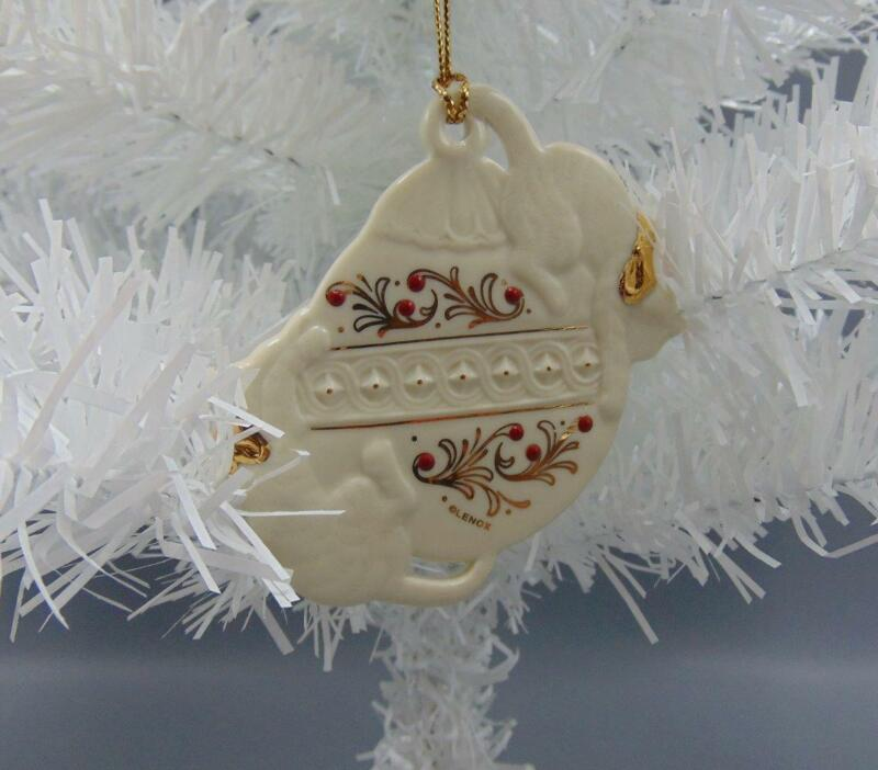 Lenox Mischief Kittens Christmas Ornament