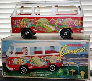 1972-EMPIRE-2065-VOLKSWAGEN-MICRO-BUS-CAMPER-VAN-IN-BOX-BARBIE-60S-70S-RETRO