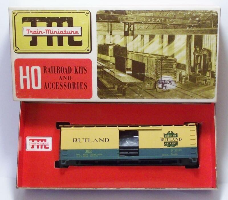 HO Gauge Train-Miniature Kit 40