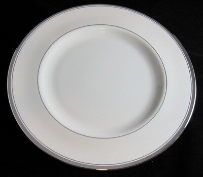 Haviland ORLY Platinum Rim & Verge Bread Plate ()