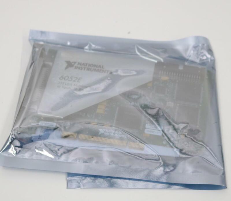National Instruments PCI-6052E 333 KS/s Multifuction I/O 16 Inputs,  16 Bits