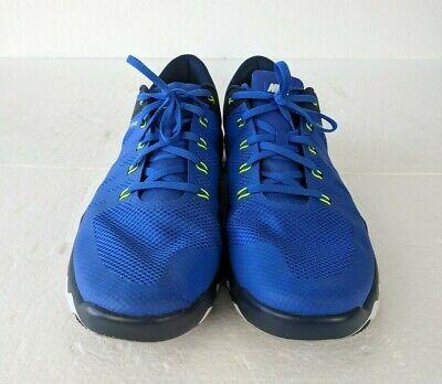 ef981d17b2683 NIKE Free Trainer 5.0 V6 Training Men s Shoes Blue 719922 470