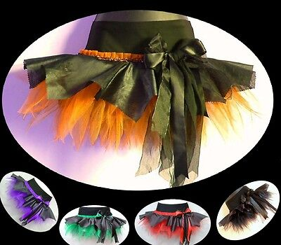 LUXURY HALLOWEEN BALL POSH GOTHIC PARTY TUTUS FANCY DRESS COSTUME OUTFIT SKIRT - Luxury Fancy Dress Costumes