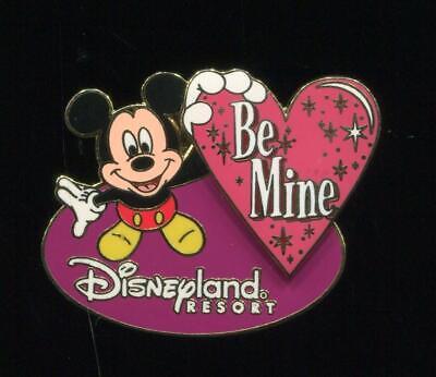 LILO /& STITCH LILO Disney Fantasy pin I LOVE HEART PIN