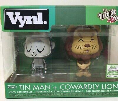 FUNKO POP The Wizard of Oz - Tin - Wizard Of Oz The Lion