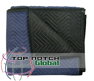 12 Economy-plus Moving Blanket - Padded Furniture Moving Blankets - 65lbs Doz