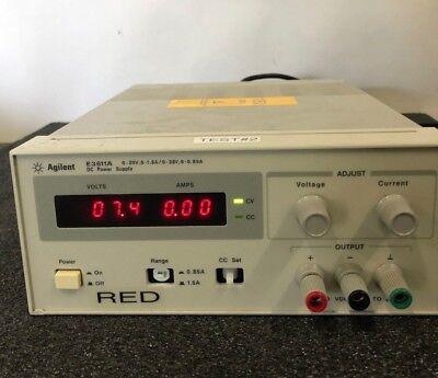 Agilent E3611a Dc Power Supply