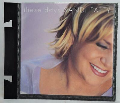 These Days Sandi Patty CD NM