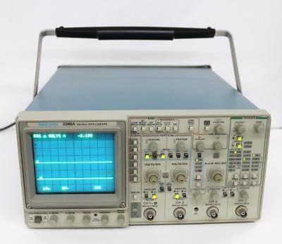 Tektronix 2246a 100 Mhz Portable Oscilloscope