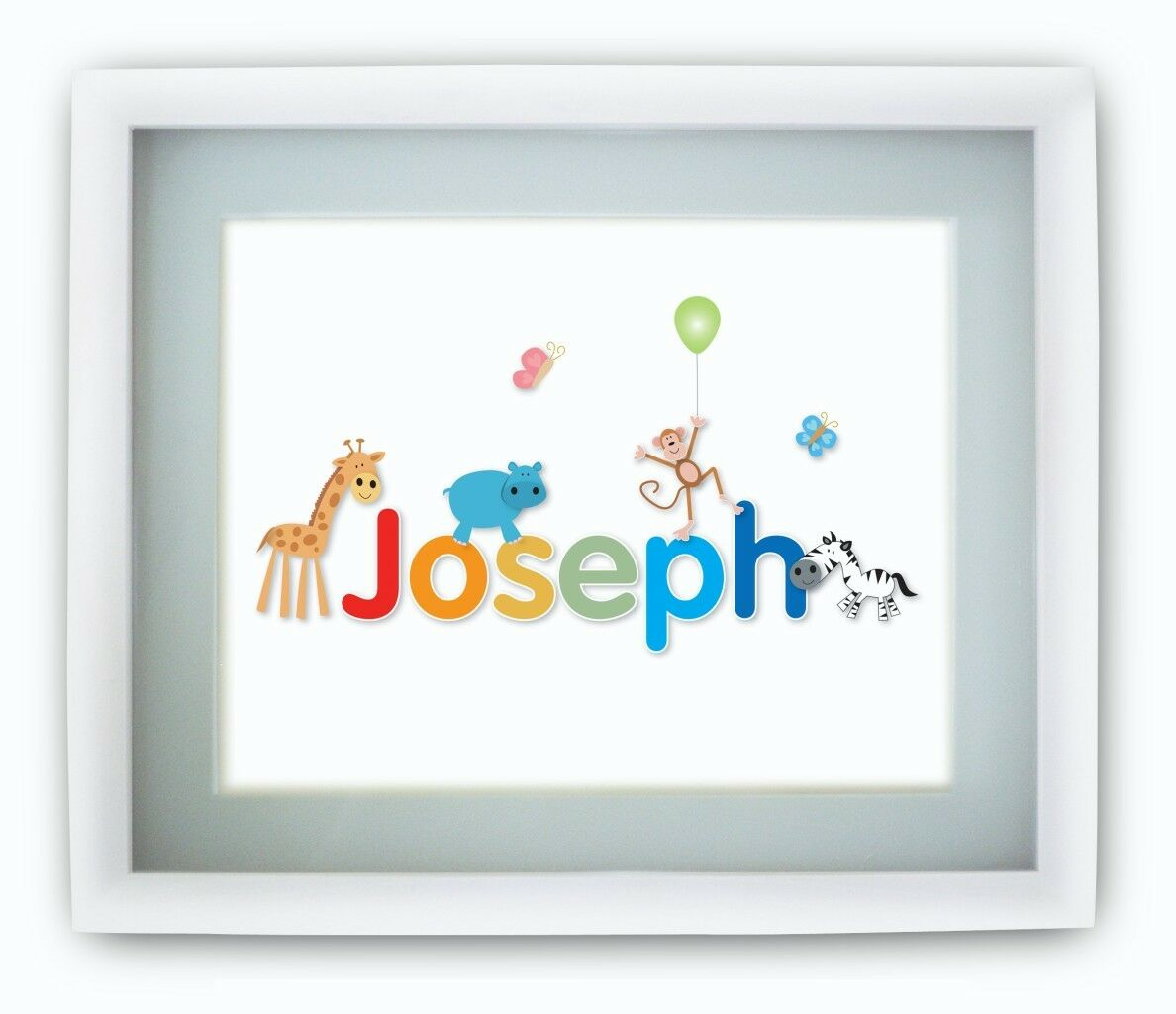 Personalised baby gifts baby ebay personalised baby boy gifts negle Image collections