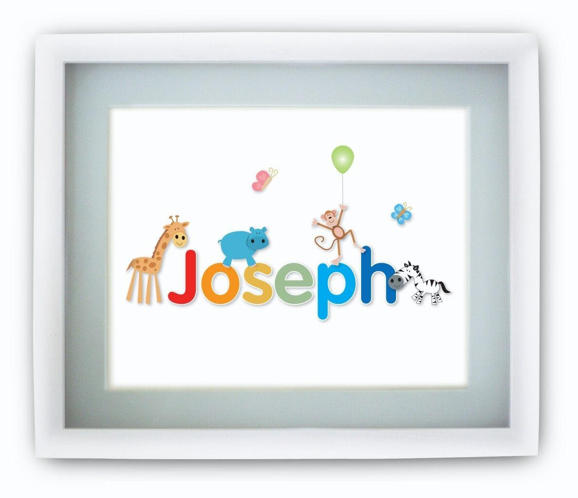 Personalised baby gifts baby ebay personalised baby boy gifts negle Images