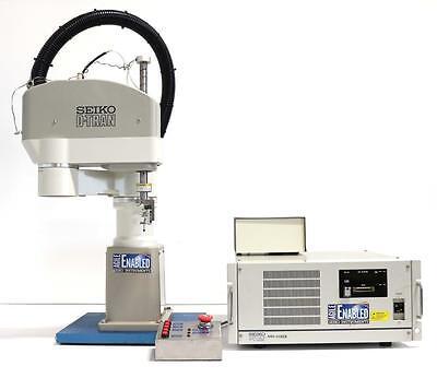 Seiko D-tran Scara Tt8450 Robot With Controller