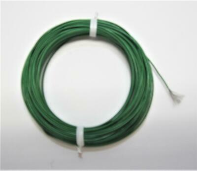 50 Ft 22 Awg Mil Spec Stranded Air Frame Wire M2275932-22-5 Green 3