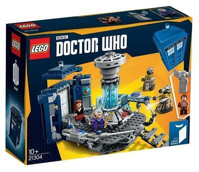 LEGO 21304 Ideas Doctor Who NIB 623 Pcs 2015