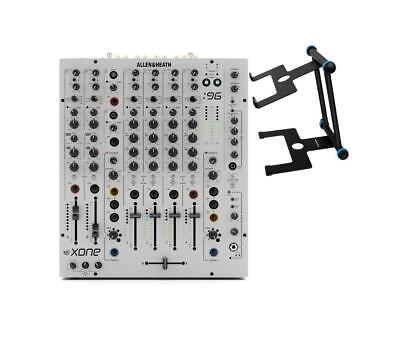 Allen & Heath Xone:96 Analogue DJ Mixer W/ FREE Laptop Stand
