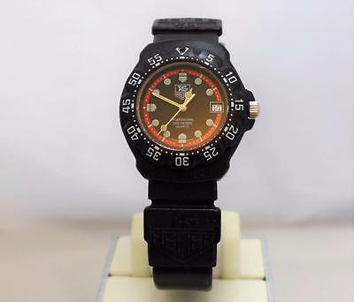 TAG HEUER PROFESSIONAL 200M SWISS QUARTZ 35MM WRISTWATCH 383.513/1