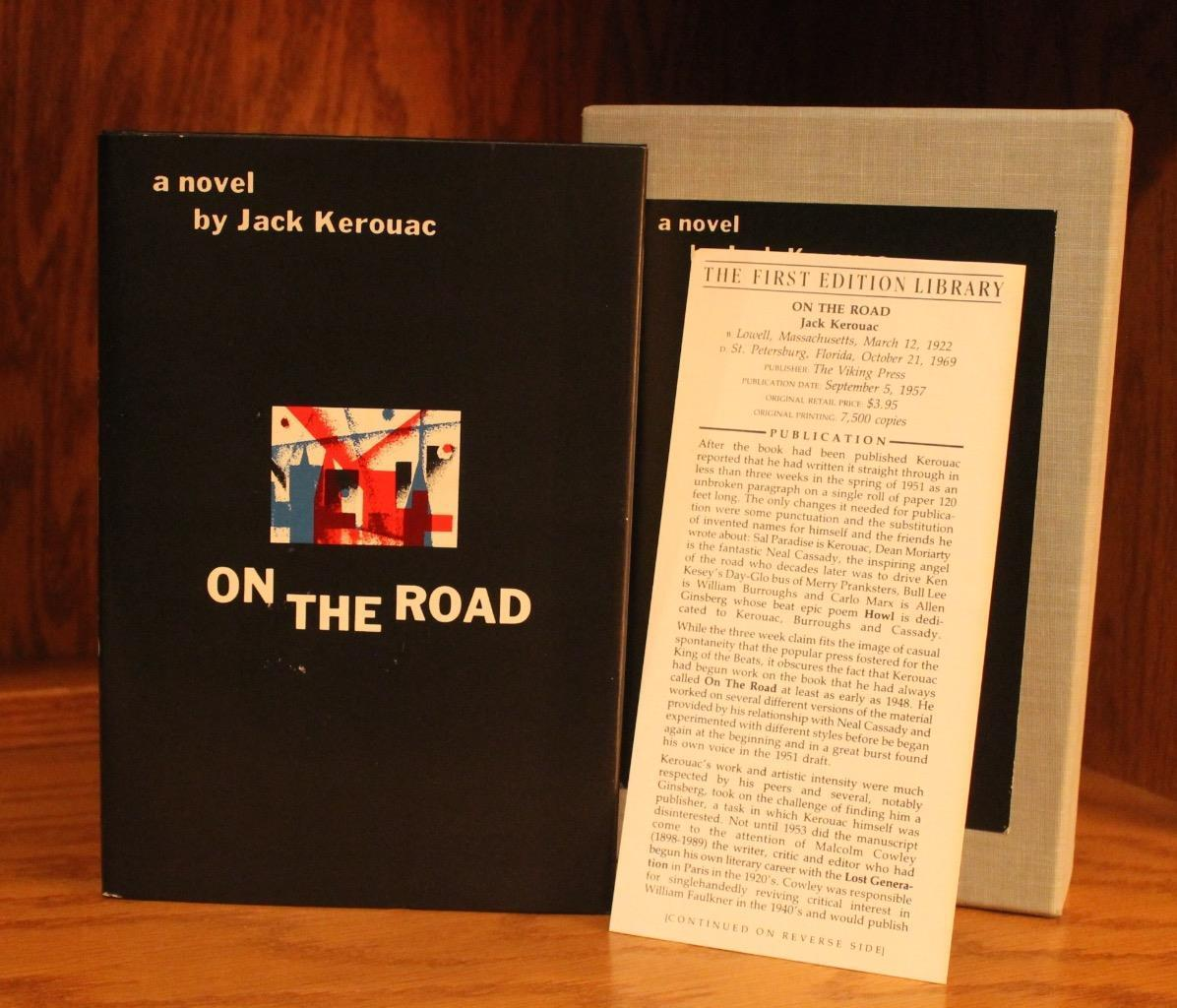 on the road kerouac essay Jack kerouac's on the road, is a transcendental novel which has influenced modern western civilization in a variety of ways inspiring untold numbers of youth to adventure, exploration and mind expansion  the beat generation had many influential contributors, but it can be argued that no other.