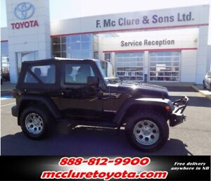 2014 Jeep Wrangler Sport new tires
