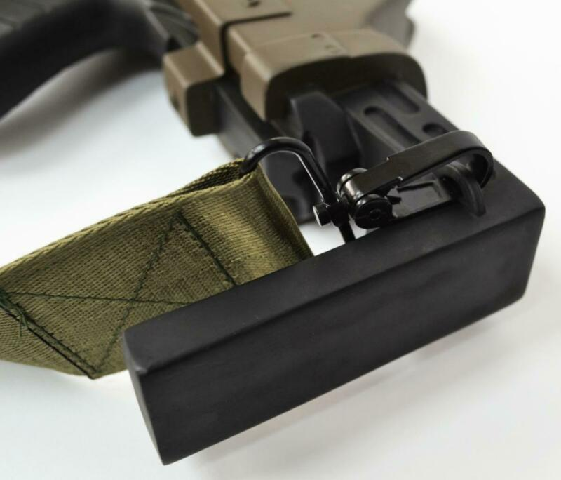 ALIEN/ALIENS SCREEN ACCURATE REPLICA SLING FOR MOTION TRACKER, PULSE RIFLE, ETC