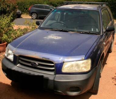 2003 Subaru Forester SUV Curtin Woden Valley Preview