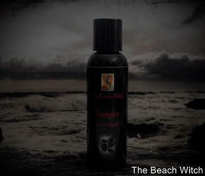 VAMPIRE Ritual Body Wash Anointing Wash Ritual Oil Potion~Wicca Witchcraft Pagan