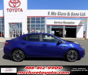2014 Toyota Corolla S Free winter tires!!