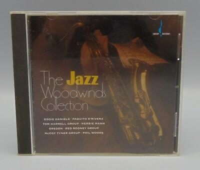 The Jazz Woodwinds Collection (CD, 1995)
