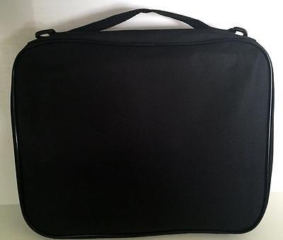 NEW Pin Trading Bag / Pin Collector Bag * BLACK * Buy 1 or Many *