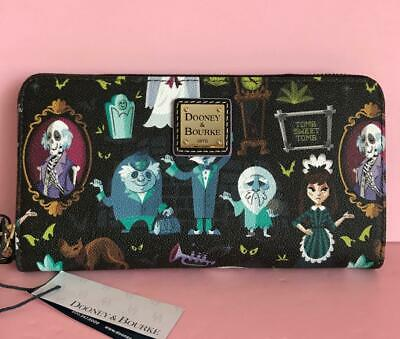 Disney Dooney & Bourke Haunted Mansion Wallet NWT