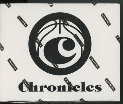2019 Panini Chronicles Basketball Factory Sealed Cello Box