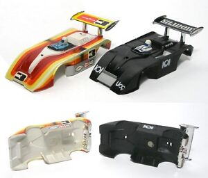 1972-79 Aurora AFX G+ Shadow Can-Am IMSA HO BODY Only PAIR Unused 1768 1744