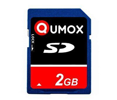 Qumox 2GB SD Memory Card Karte kamera